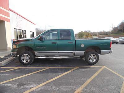 2004 dodge 2500